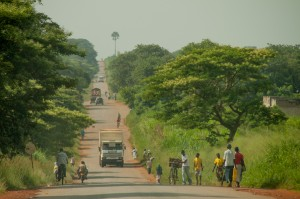 The Highways of Northern Uganda